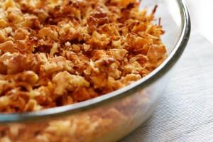 Polenta-Apfelkuchen