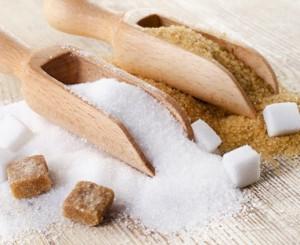 Zucker in der TCM